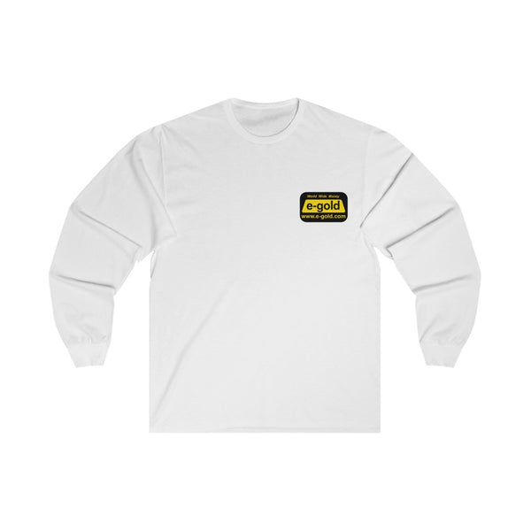 eGold Long Sleeve T Shirt