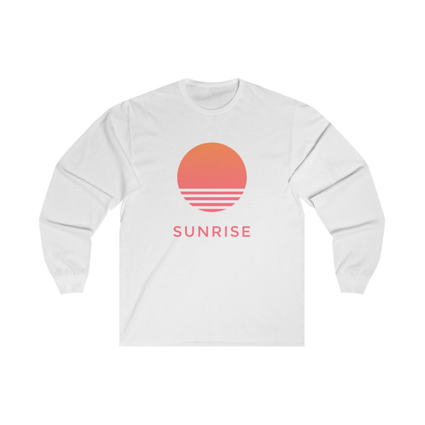 Sunrise Calendar Long Sleeve T Shirt