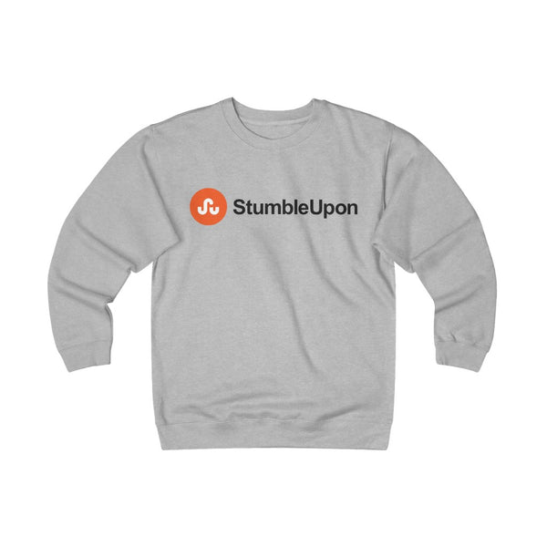 StumbleUpon Crewneck Sweatshirt