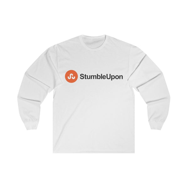 StumbleUpon Long Sleeve T Shirt
