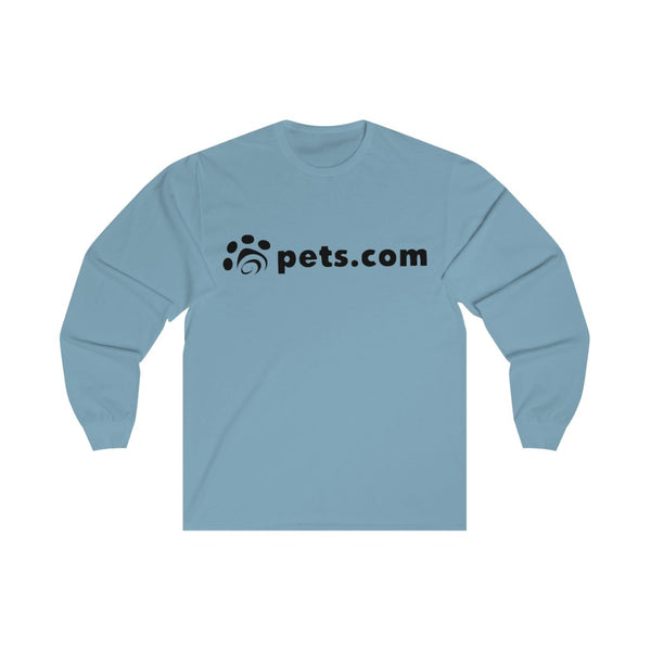 Pets.com Long Sleeve T Shirt