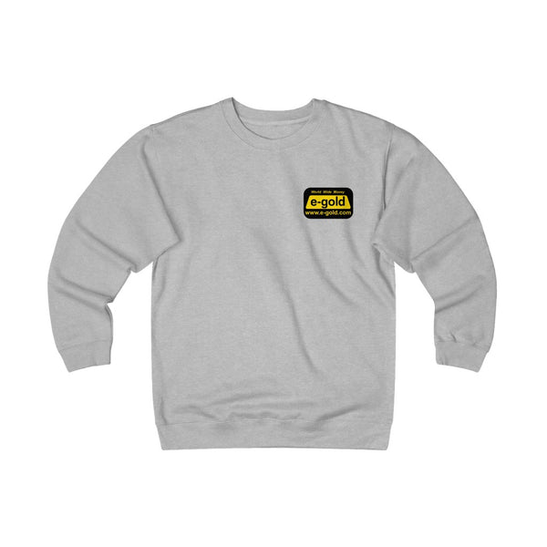 e-Gold Crewneck Sweatshirt