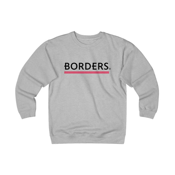 Borders Crewneck Sweatshirt