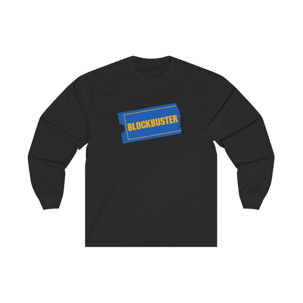 Blockbuster Long Sleeve T Shirt