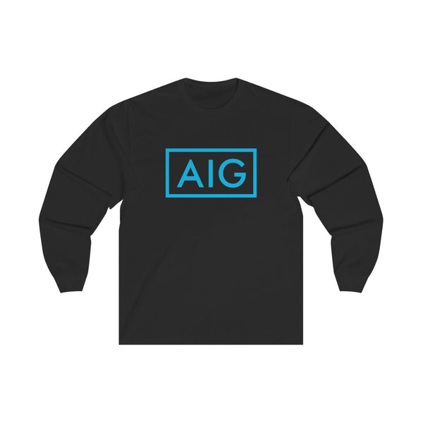 AIG Long Sleeve T Shirt