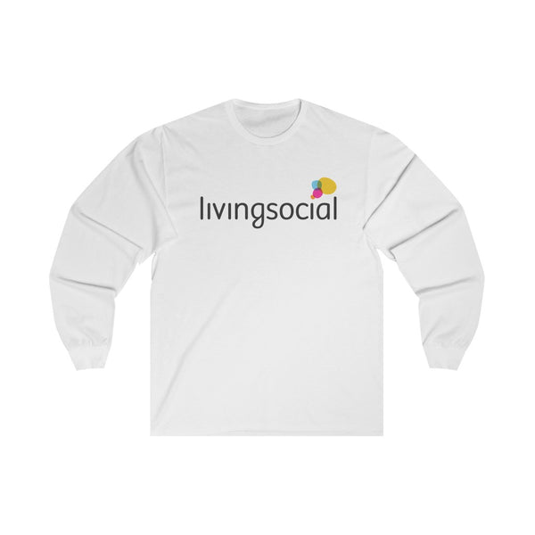 Living Social Long Sleeve T shirt