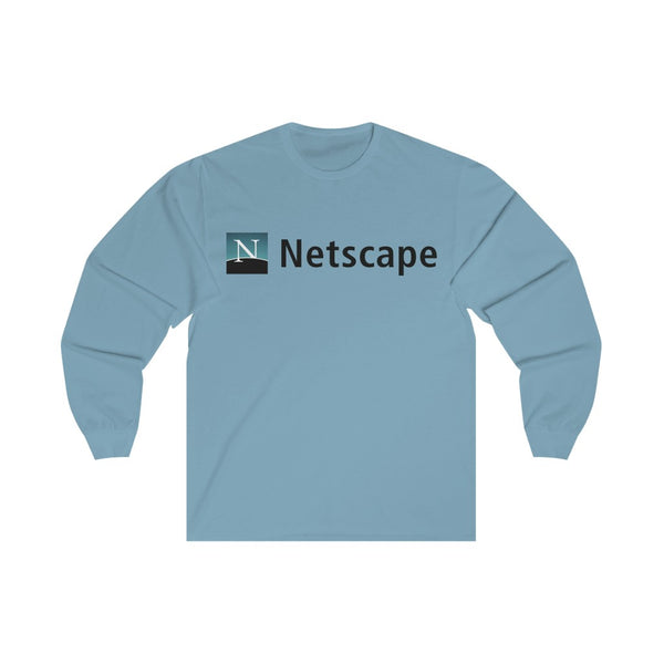 Netscape Long Sleeve T Shirt