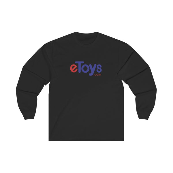 eToys.com Long Sleeve T Shirt