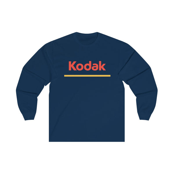 Kodak Long Sleeve T Shirt