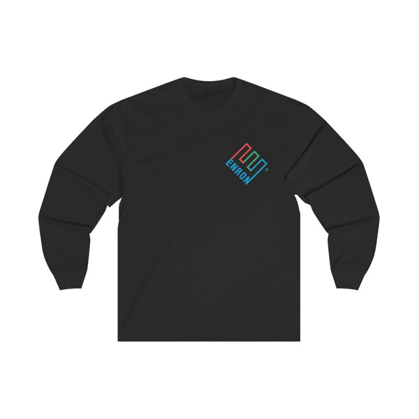 Enron Long Sleeve Tee