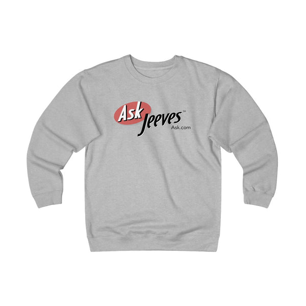 Ask Jeeves Crewneck Sweatshirt