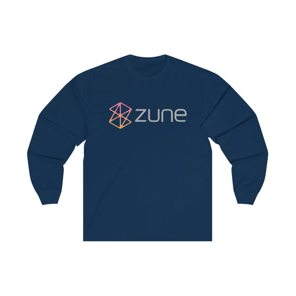 Zune Long Sleeve T Shirt
