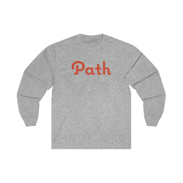 Path Long Sleeve T Shirt