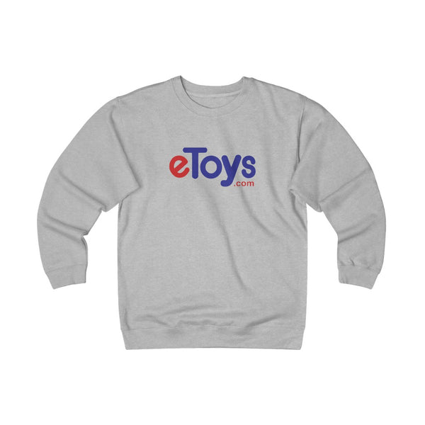 eToys.com Crewneck Sweatshirt