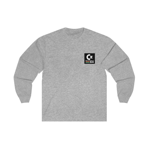 Commodore 64 Long Sleeve T Shirt