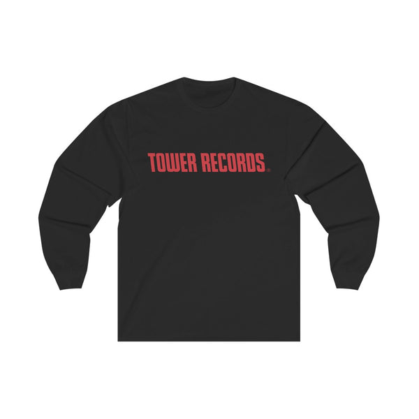 Tower Records Long Sleeve T Shirt