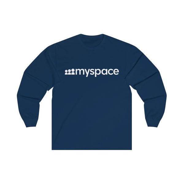 Myspace Long Sleeve T Shirt