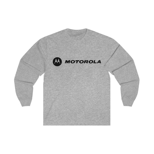 Motorola Long Sleeve T Shirt