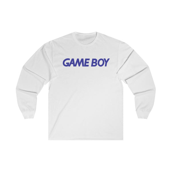 Gameboy Long Sleeve T Shirt