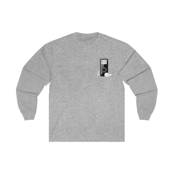 iPod Nano Long Sleeve T Shirt