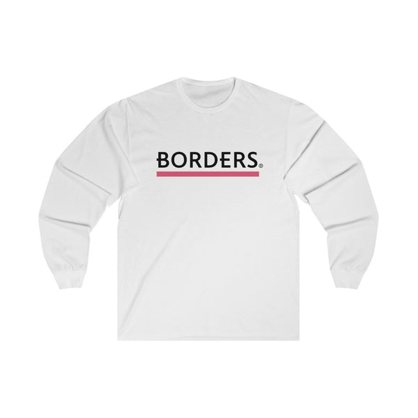 Borders Long Sleeve T Shirt