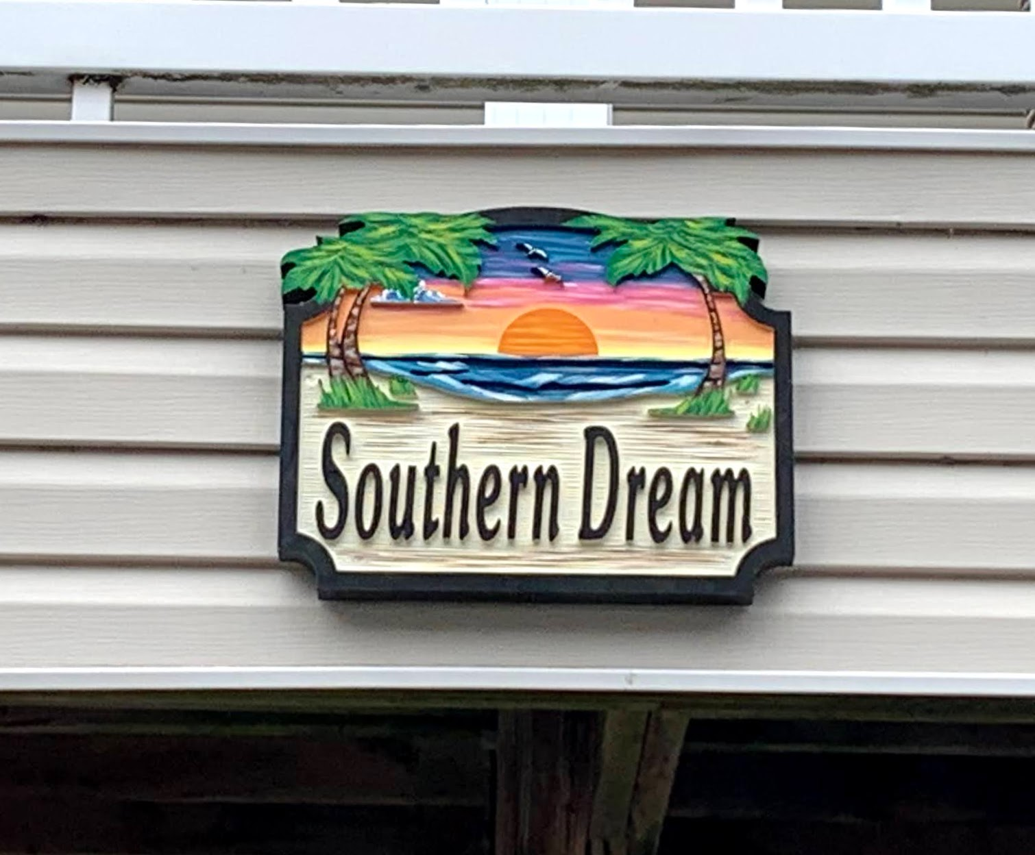 Beach House Signs - Personalized House Signs - BH70