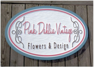 Exterior - Interior Business Sign, Custom Sign, Advertising