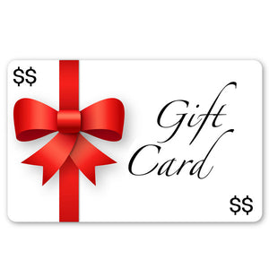 Custom Signs from Palmetto House Signs Gift Cards