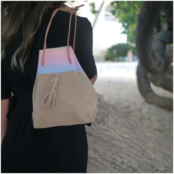 ayakawasaki tassel 2way bag
