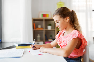 How To Make Journaling A Daily Habit...for Kids