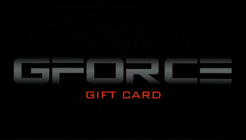 GFORCE Gift Card