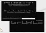 Black Team One | Membership