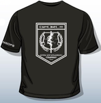 Gang Enforcement Company Tee