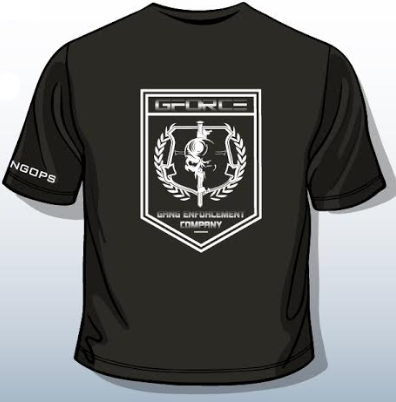 Gang Enforcement Company T-Shirt