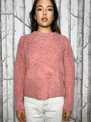 Crew Neck Soft Jumper