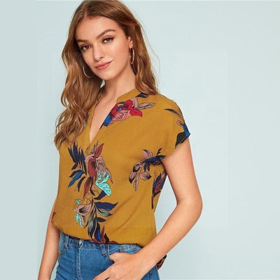 Smart Hippy Blouse style