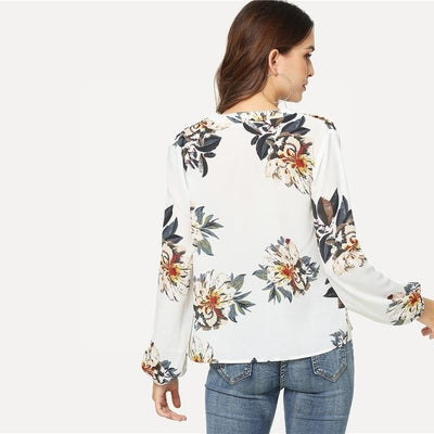 Women'S Hippy Blouse finely tailored