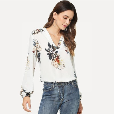 Women'S Hippy Blouse chaming