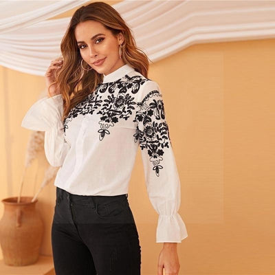 Bohem Romantic Blouse