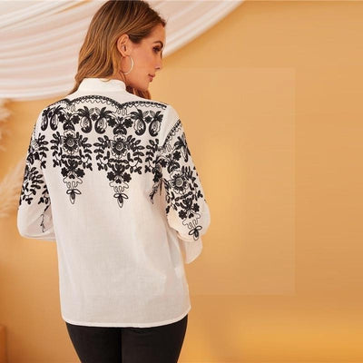 Bohem Romantic Blouse 2019