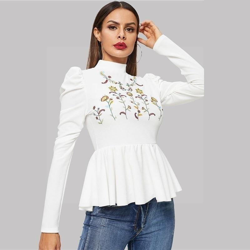 White Hippy Blouse chic