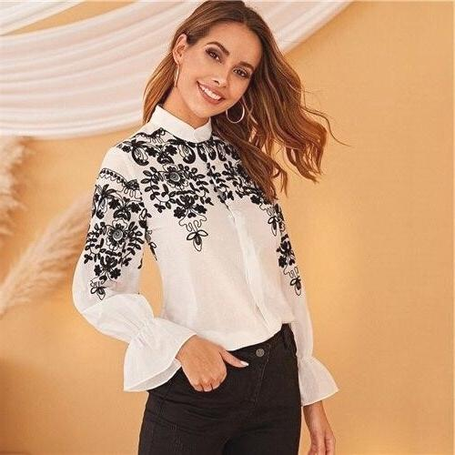 Bohem Romantic Blouse cute
