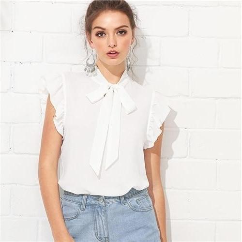 Boho Style Blouse Lace low price