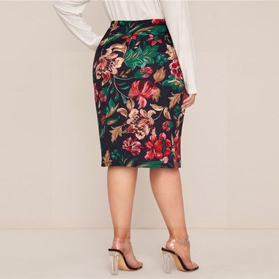 Boh Me Skirt Big Size boho chic