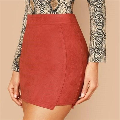 Boho Winter Skirt chaming