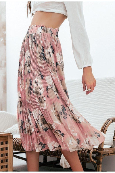 Boho Boho Chic Long Skirt high quality