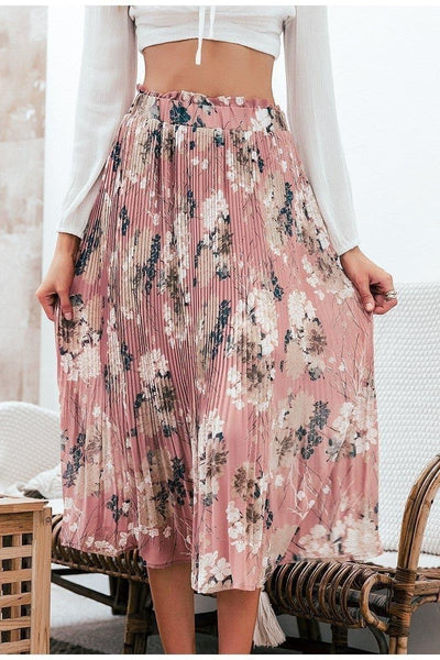 Boho Boho Chic Long Skirt style