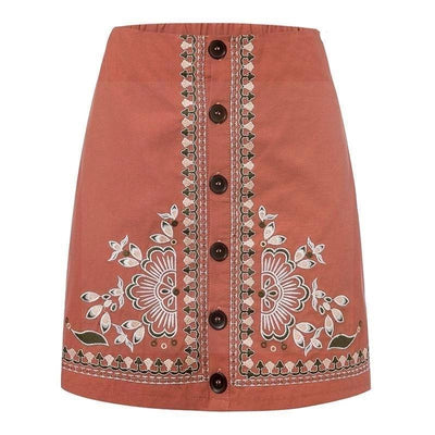 Boho Romantic Skirt 2020