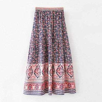 Hippie Ethnic Skirt luxury