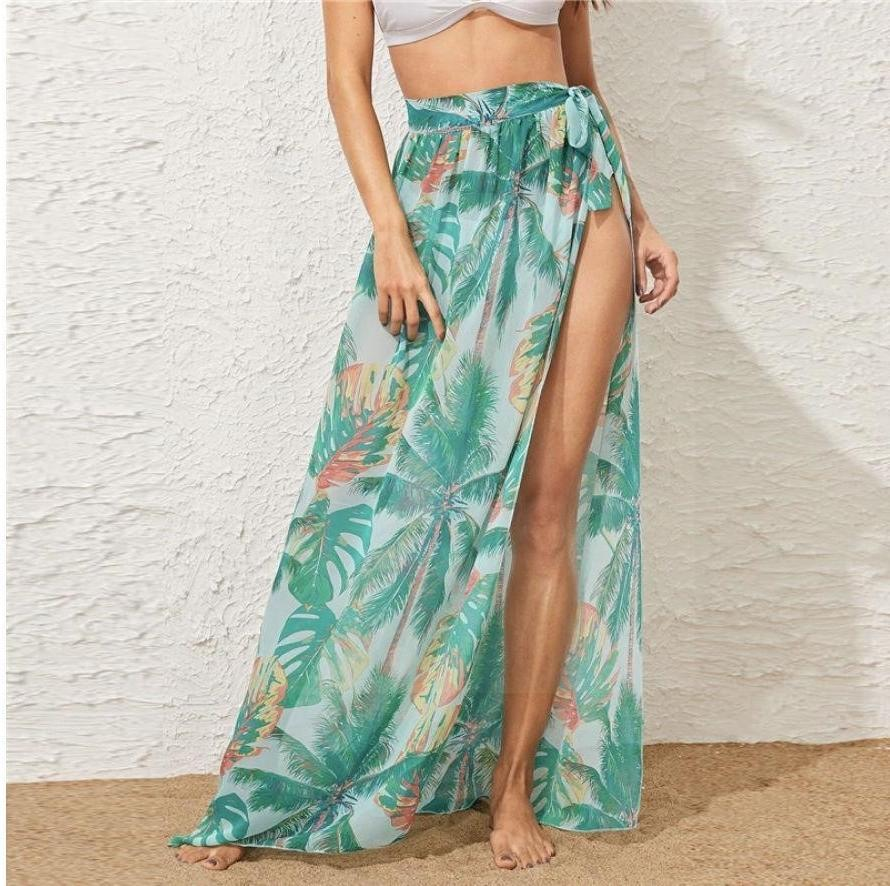 Boho Long Skirt Style luxury